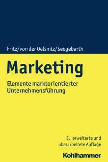 Wolfgang Fritz: Marketing, Buch