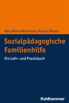 Regina Rätz: Sozialpädagogische Familienhilfe, Buch