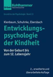 Jutta Kienbaum: Entwicklungspsychologie der Kindheit, Buch