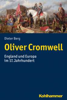 Dieter Berg: Oliver Cromwell, Buch