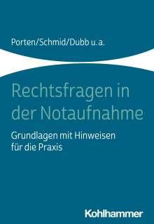 Michael Beier: Rechtsfragen in der Notaufnahme, Buch