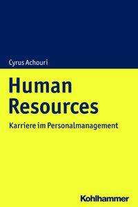 Cyrus Achouri: Human Resources, Buch