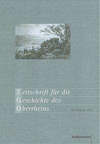 Zeitschrift für die Geschichte des Oberrheins, Buch