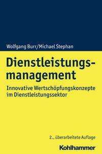 Wolfgang Burr: Dienstleistungsmanagement, Buch