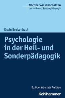 Erwin Breitenbach: Psychologie in der Heil- und Sonderpädagogik, Buch