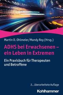 ADHS bei Erwachsenen - ein Leben in Extremen, Buch