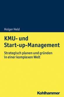 Holger Held: KMU- und Start-up-Management, Buch