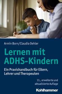 Armin Born: Lernen mit ADHS-Kindern, Buch