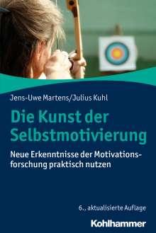 Jens-Uwe Martens: Die Kunst der Selbstmotivierung, Buch