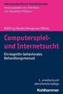 Klaus Wölfling: Computerspiel- und Internetsucht, Buch