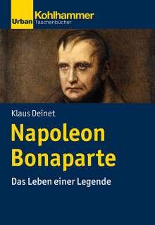 Klaus Deinet: Napoleon Bonaparte, Buch