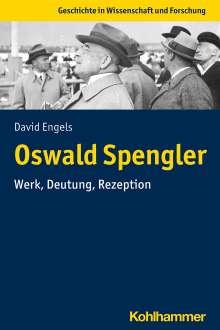 David Engels: Oswald Spengler, Buch