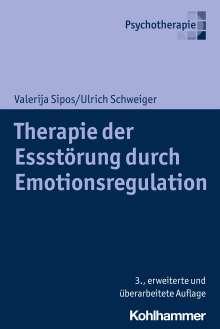 Valerija Sipos: Therapie der Essstörung durch Emotionsregulation, Buch