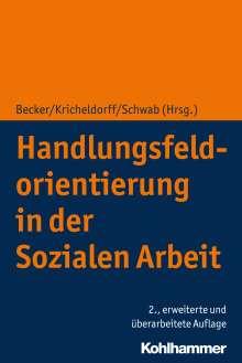 Handlungsfeldorientierung in der Sozialen Arbeit, Buch