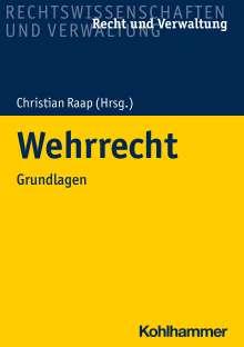 Timo Walter: Wehrrecht, Buch