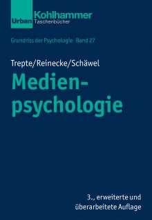 Sabine Trepte: Medienpsychologie, Buch
