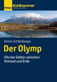 Achim Lichtenberger: Der Olymp, Buch