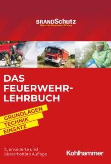 Nils Beneke: Das Feuerwehr-Lehrbuch, Buch