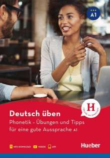 Daniela Niebisch: Phonetik - Übungen und Tipps für eine gute Aussprache A1, Buch