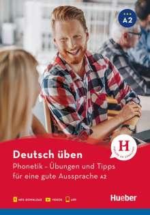 Daniela Niebisch: Deutsch üben. Phonetik - Übungen und Tipps für eine gute Aussprache A2, Buch