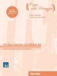 Frauke Van Der Werff: Fit fürs Goethe-Zertifikat B2, Buch