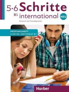 Frauke Van Der Werff: Schritte international Neu 5+6, Buch