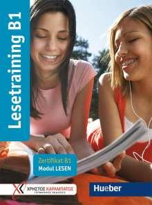 Monika Bovermann: Lesetraining B1. Zertifikat B1 - Modul Lesen / Übungsbuch, Buch