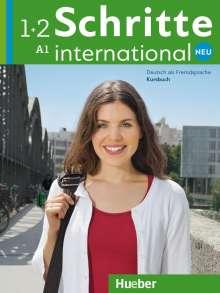 Daniela Niebisch: Schritte international Neu 1+2, Buch