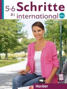 Barbara Gottstein-Schramm: Schritte international Neu 5+6 / Arbeitsbuch+CDs zum Arbeitsbuch, Diverse