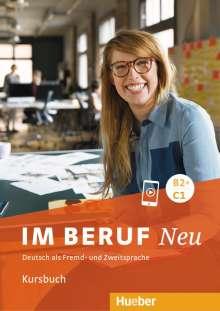 Sabine Schlüter: Im Beruf NEU B2+/C1, Buch