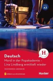 Anne Schieckel: Mord in der Popakademie. Lektüre mit Audios online, Buch