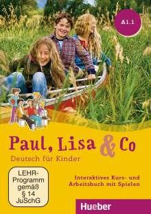 Monika Bovermann: Paul, Lisa & Co A1/1, DVD-ROM