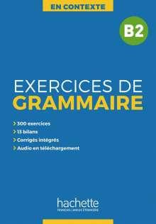 Anne Akyüz: Exercices de Grammaire B2, Buch