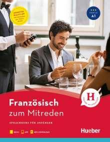 Daniel Krasa: Französisch zum Mitreden / Buch mit Audios online, Buch