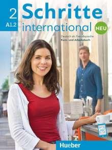 Daniela Niebisch: Schritte international Neu 2. Kursbuch + Arbeitsbuch + CD zum Arbeitsbuch, Buch