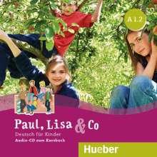 Monika Bovermann: Paul, Lisa & Co A1/2, CD