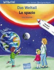 Irene Brischnik: Das Weltall, Buch