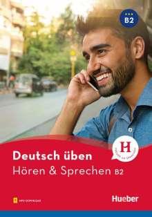 Anneli Billina: Hören & Sprechen B2, Buch