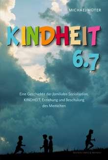 Michael Hüter: Kindheit 6.7, Buch