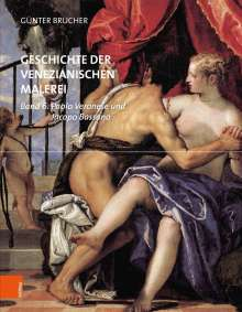 Günter Brucher: Geschichte der venezianischen Malerei, Buch
