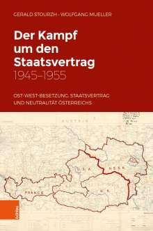 Gerald Stourzh: Der Kampf um den Staatsvertrag 1945-1955, Buch