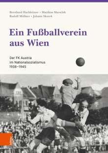 Johann Skocek: Ein Fußballverein aus Wien, Buch