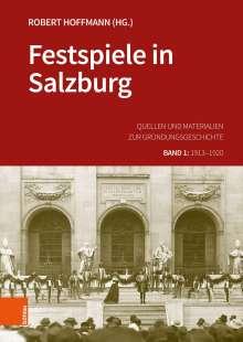 Festspiele in Salzburg, Buch