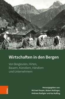 Wirtschaften in den Bergen, Buch