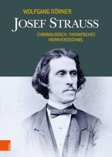Wolfgang Dörner: Josef Strauss, Buch