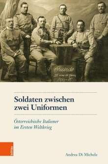 Andrea Di Michele: Soldaten zwischen zwei Uniformen, Buch