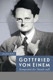 Joachim Reiber: Gottfried von Einem, Buch