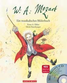 Ernst A. Ekker: Wolfgang Amadeus Mozart, Buch