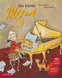 Timna Brauer: Der kleine Mozart. SuperBuch, Buch