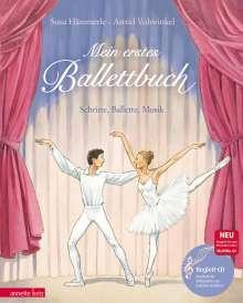 Susa Hämmerle: Mein erstes Ballettbuch mit CD, Buch